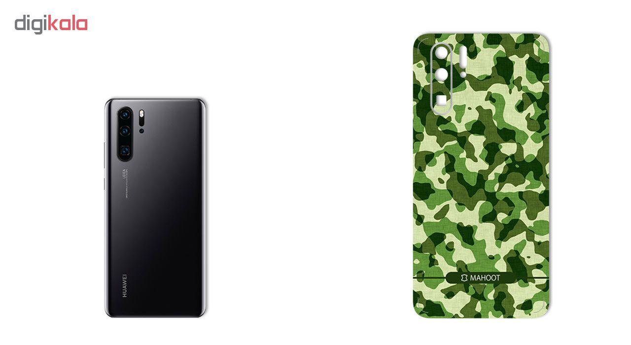 برچسب پوششی ماهوت مدل Army-Pattern مناسب برای گوشی موبایل هوآوی P30 Pro main 1 2