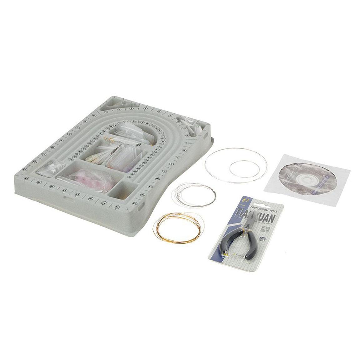 مجموعه ساخت زیورآلات کد 002