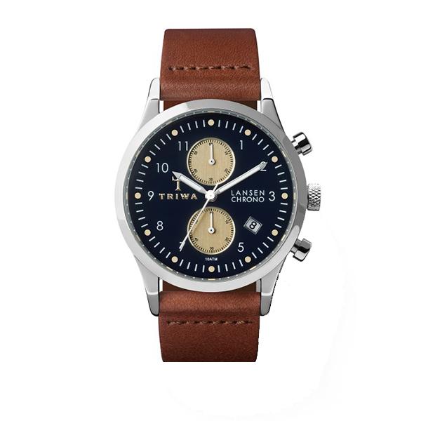 ساعت مچی عقربه ای تریوا مدل Pacific Lansen chrono 15