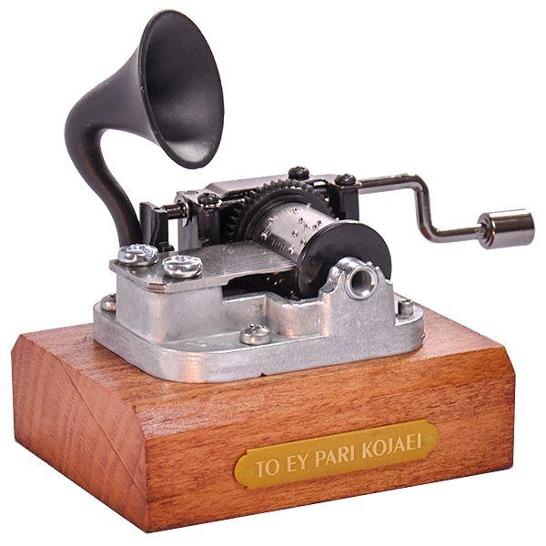 جعبه موزیکال ایل تمپو ولا مدل New Classico ملودی تو ای پری کجایی