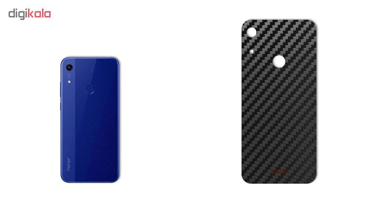 برچسب پوششی ماهوت مدل Carbon-Fiber مناسب برای گوشی موبایل  آنر 8A main 1 1