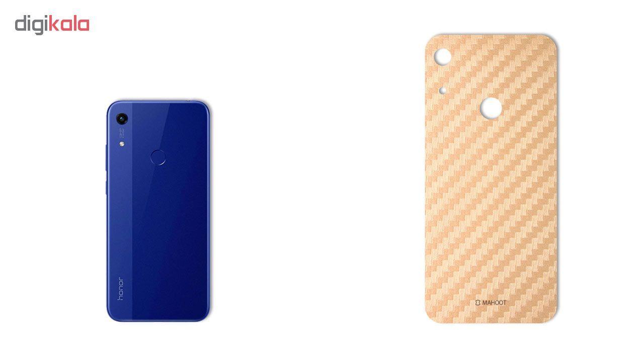 برچسب پوششی ماهوت مدل Carbon-Fiber مناسب برای گوشی موبایل  آنر 8A main 1 4