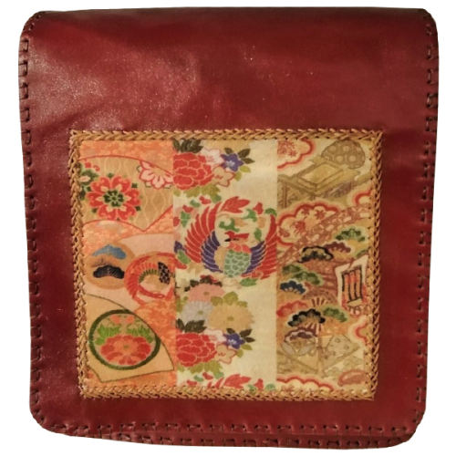 کیف چرمی زنانه مدل تیانا کد TP45