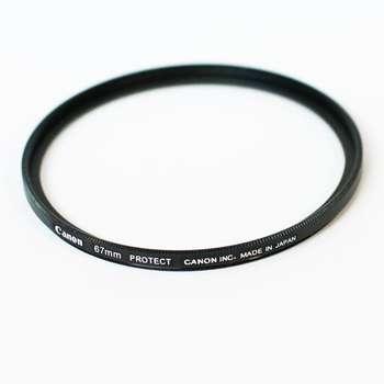 فیلتر لنز کانن مدل 67mm UV