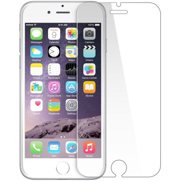 محافظ صفحه نمایش شیشه ای آی واک مدل Invincible مناسب برای گوشی موبایل آیفون 7