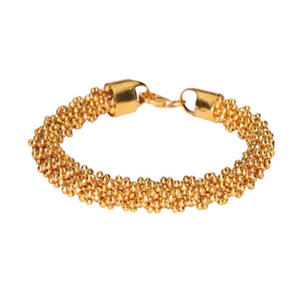 قیمت دستبند طلا 18 عیار زنانه گالری گیرا مدل M5770