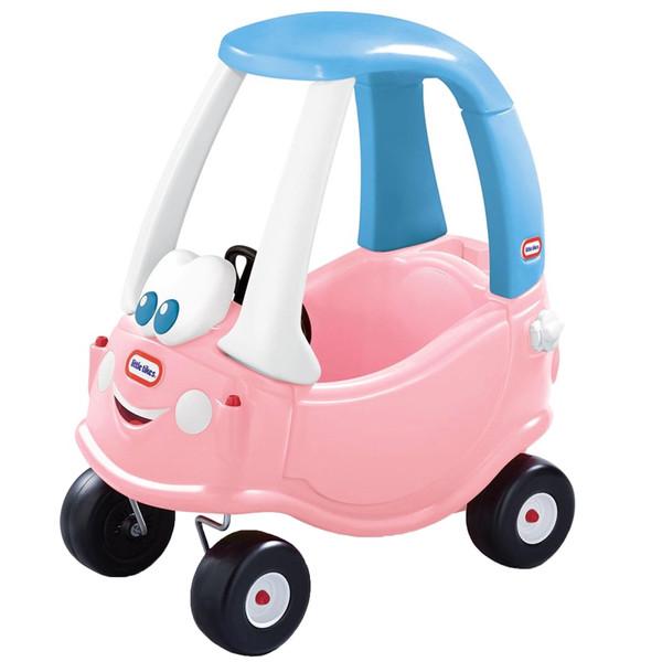 ماشین بازی سواری لیتل تایکس مدل COZY COUPE-PRINCESS  کد 050743614798