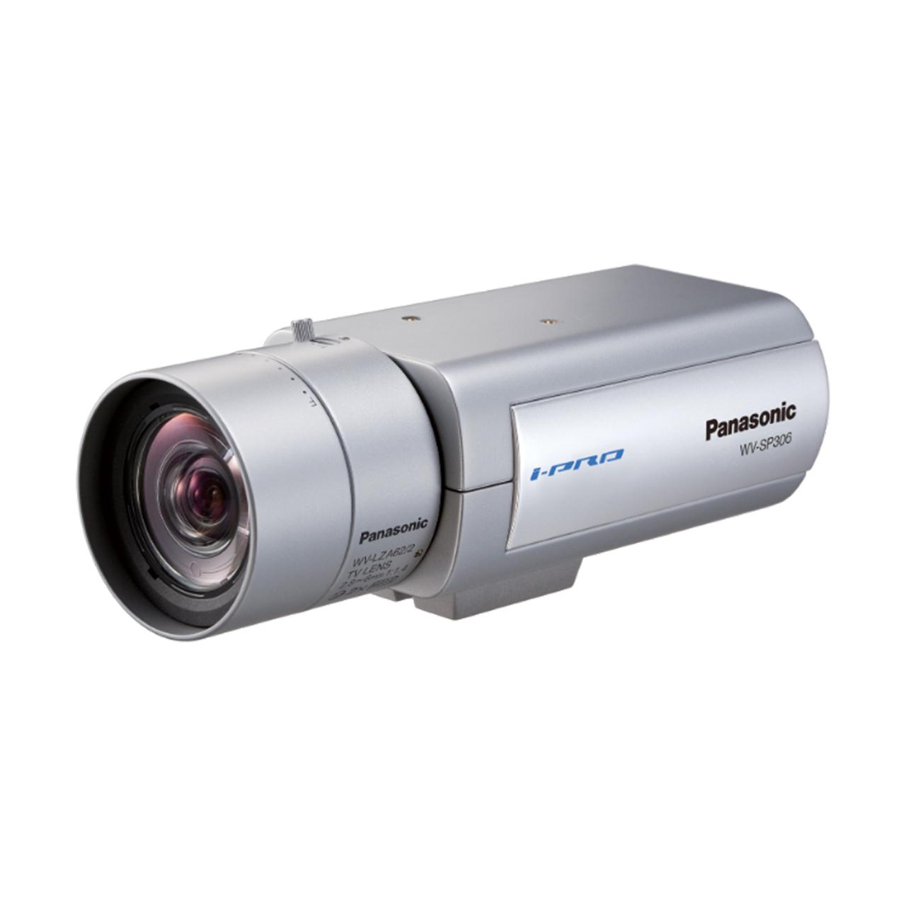 تصویر Panasonic WV-SP306E  Security Camera دوربین مداربسته پاناسونیک مدل WV-SP306E