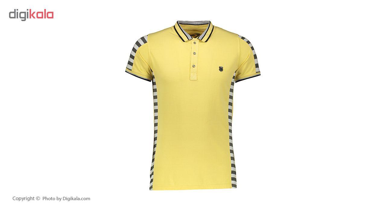 تی شرت آستین کوتاه مردانه تی اس کد btt 313-4