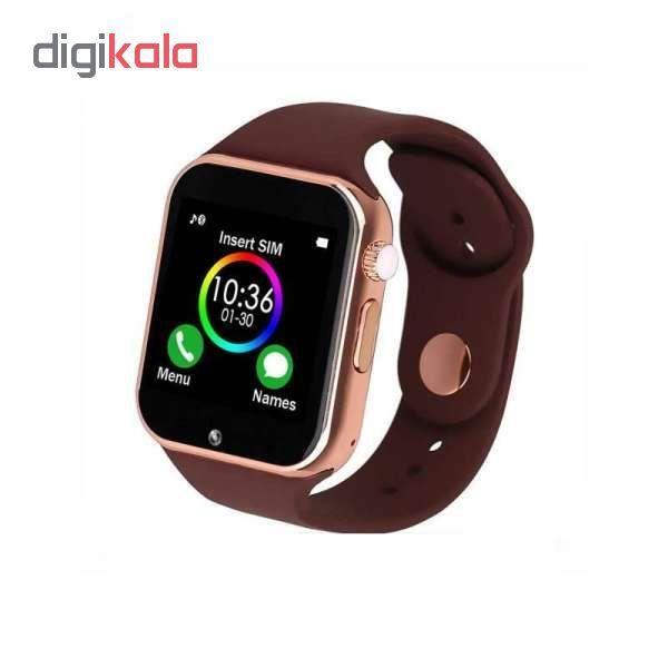 ساعت هوشمند جی تب مدل W101 کد 10500013 main 1 1