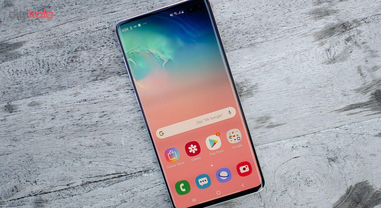 گوشی موبایل سامسونگ مدل Samsung Galaxy S10 Plus SM-G975F/DS دو سیم کارت ظرفیت 128 گیگابایت main 1 7