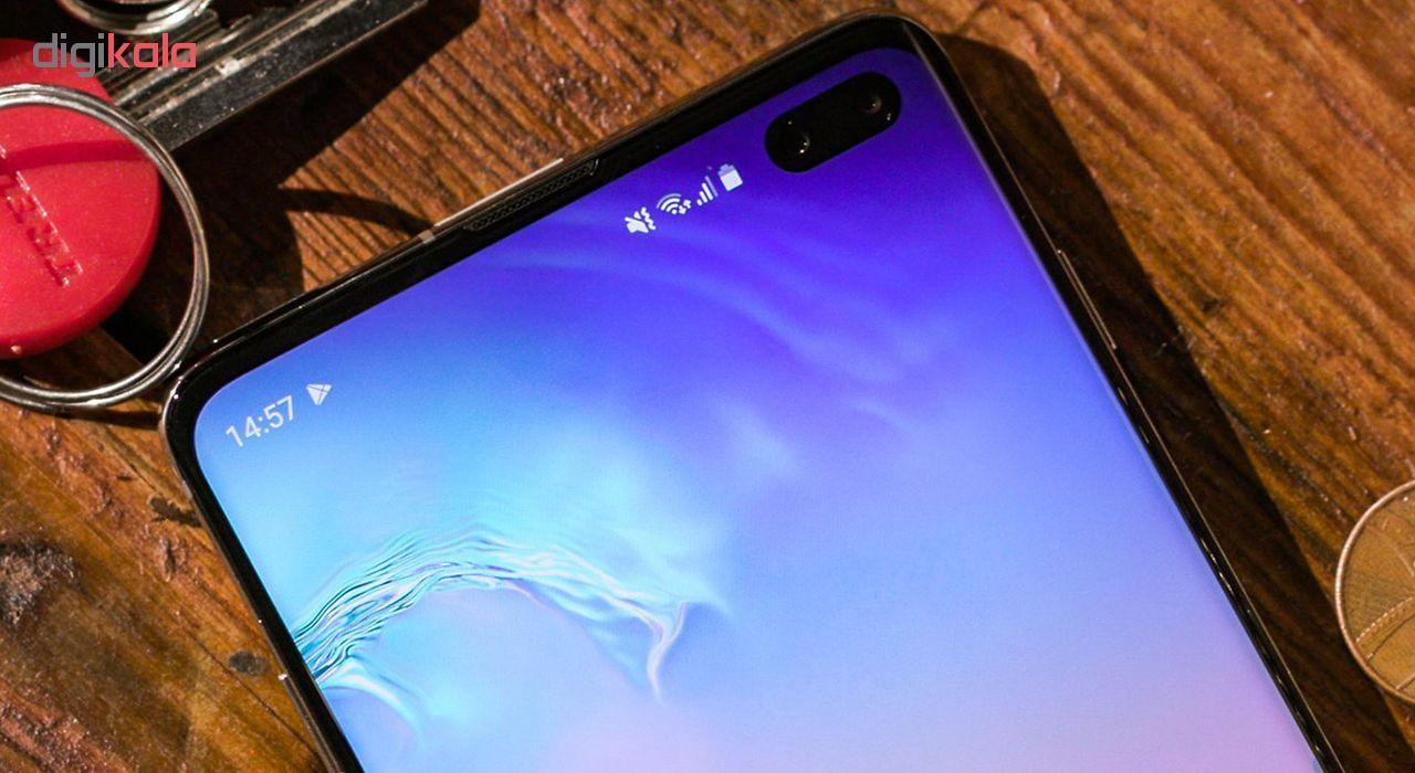گوشی موبایل سامسونگ مدل Samsung Galaxy S10 Plus SM-G975F/DS دو سیم کارت ظرفیت 128 گیگابایت main 1 8