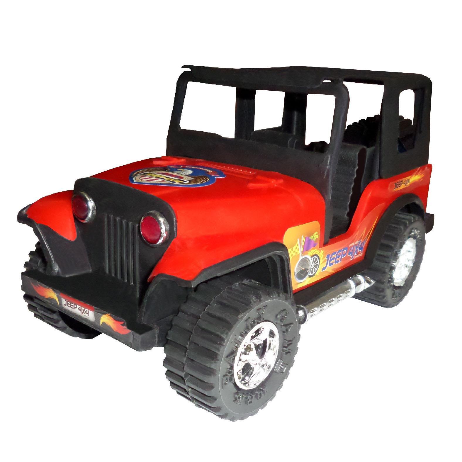 ماشین بازی  کوپول مدل jeep طرح  offroad
