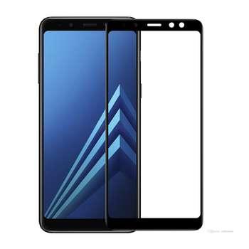 محافظ صفحه نمایش سومگ مدل Nitro-9 مناسب برای گوشی موبایل سامسونگ Galaxy A8 Plus 2018