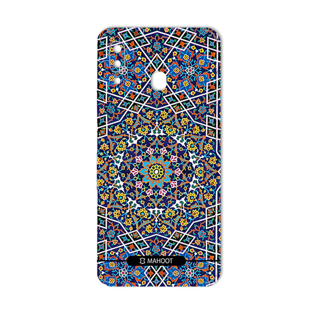 برچسب پوششی ماهوت مدل Imam-Reza Shrine-Tile مناسب برای گوشی موبایل سامسونگ Galaxy A30