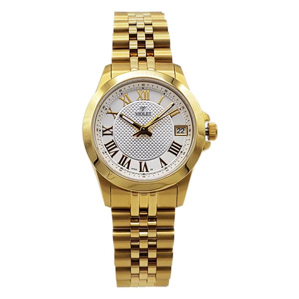 ساعت مچی عقربه ای زنانه ویولت مدل 0295L/2