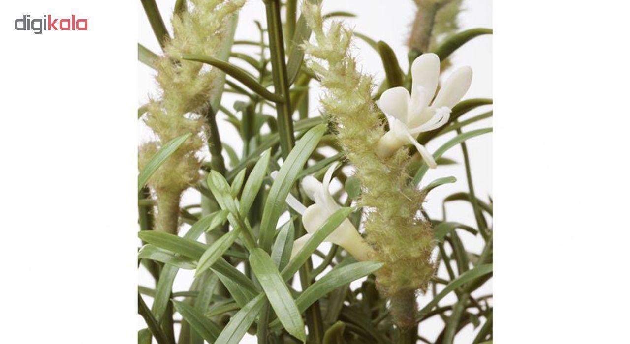 گلدان به همراه گل مصنوعی ایکیا مدل Fejka 80429516 main 1 3