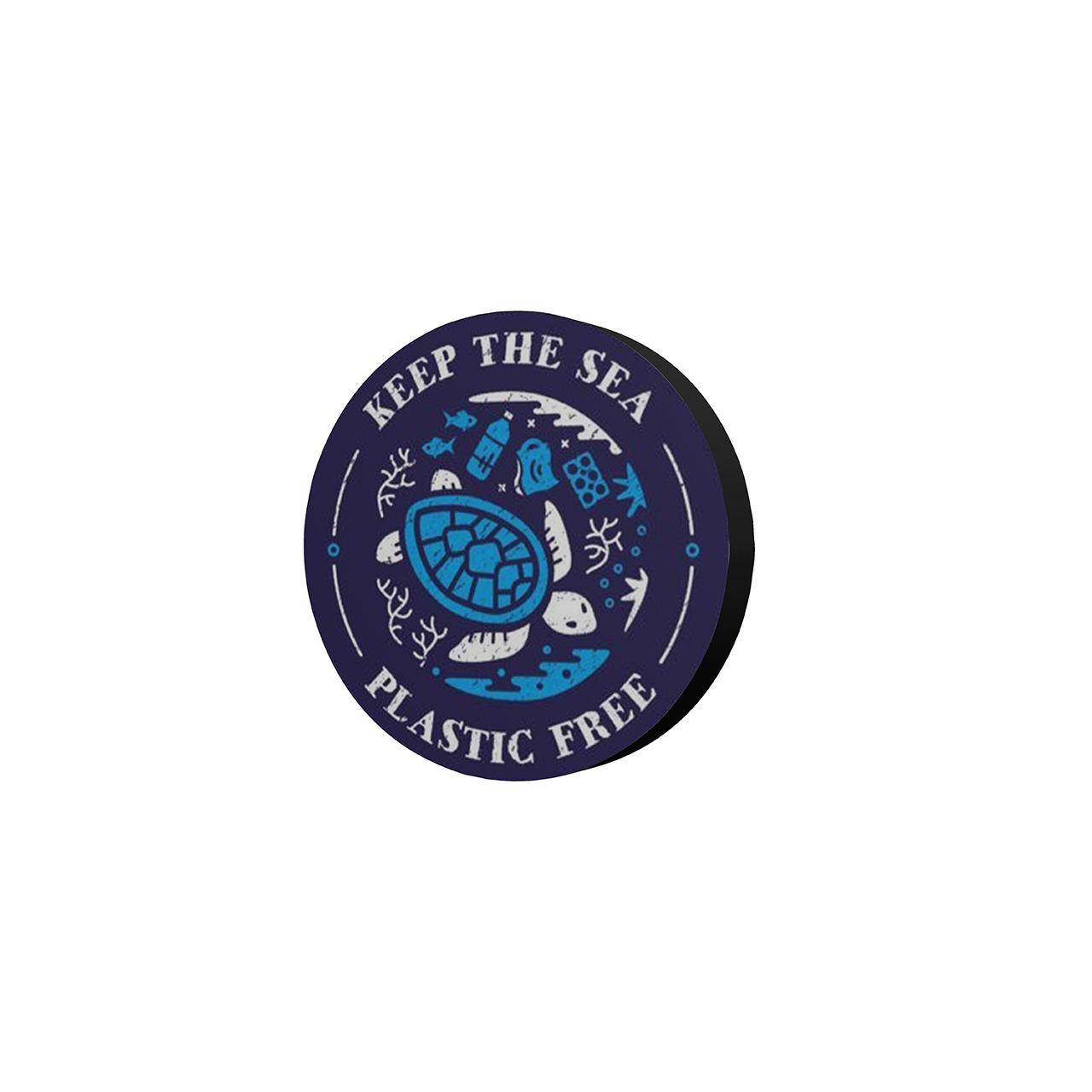 خرید اینترنتی استیکر طرح Keep The See کد 220 اورجینال