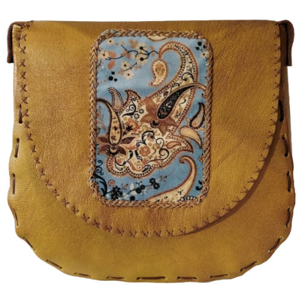 کیف چرمی زنانه مدل تیانا کد TP54