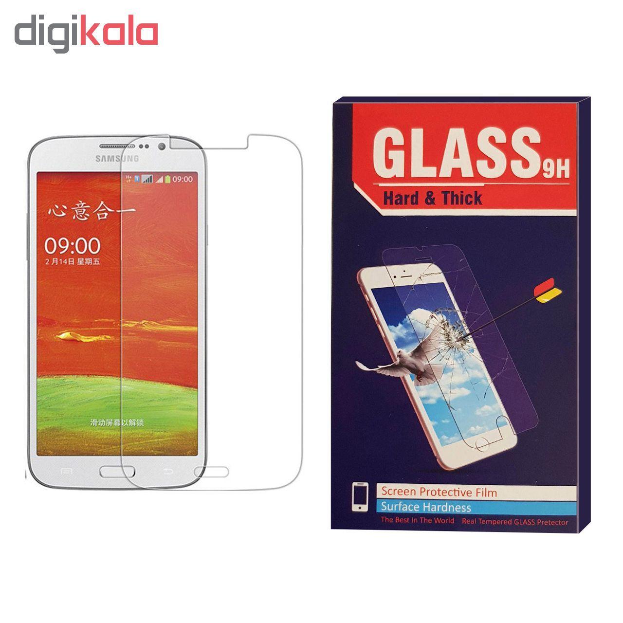 محافظ صفحه نمایش Hard and thick مدل f-01 مناسب برای گوشی موبایل سامسونگ Galaxy Mega 5.8 main 1 1