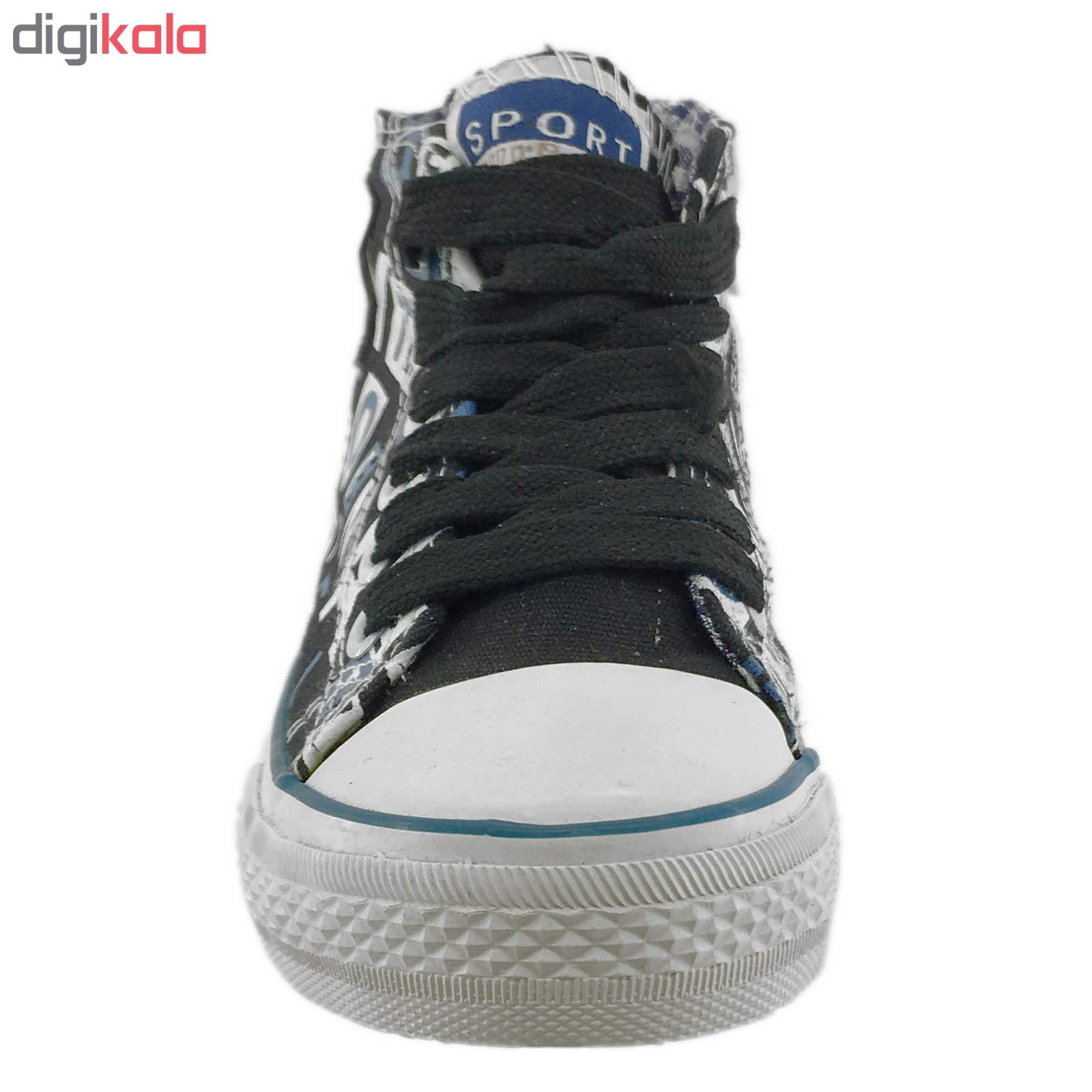 کفش راحتی دخترانه کد 344121 main 1 2