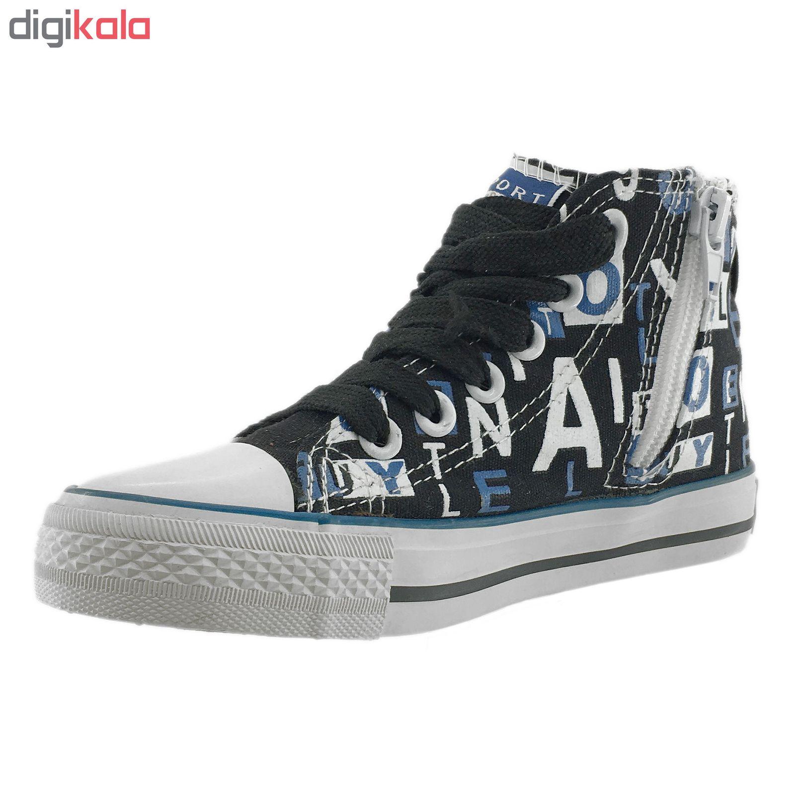 کفش راحتی دخترانه کد 344121 main 1 5