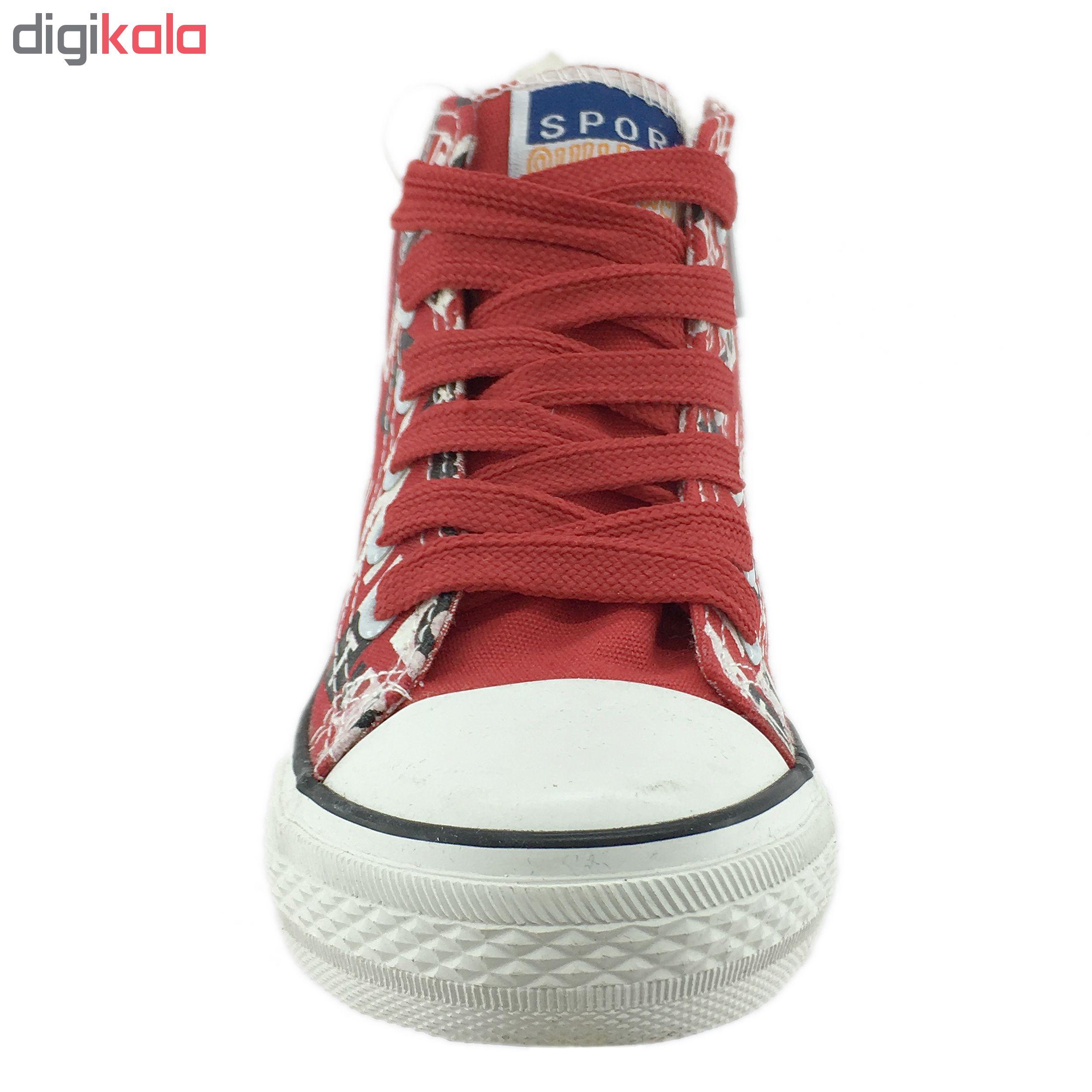 کفش راحتی دخترانه کد 3442221