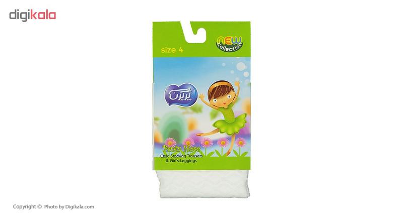 جوراب شلواری نوزادی پریزن کد SE01