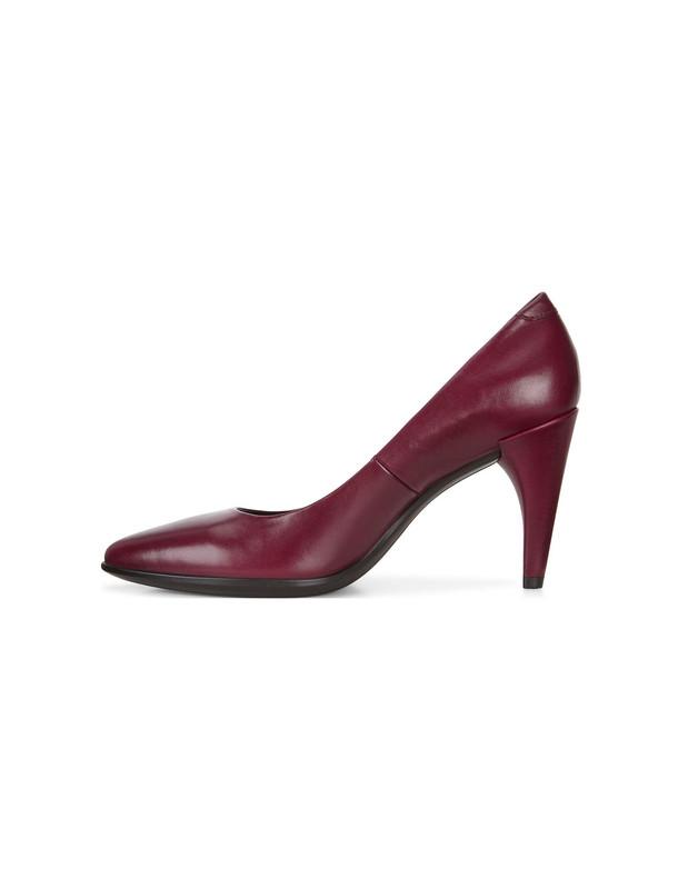 کفش پاشنه بلند چرم زنانه Shape 75 Pointy - اکو