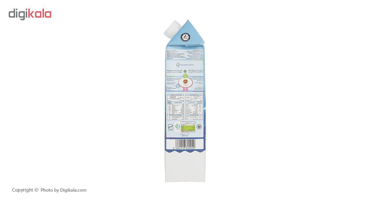 سوپر شیر پر چرب روزانه حجم 1 لیتر main 1 2