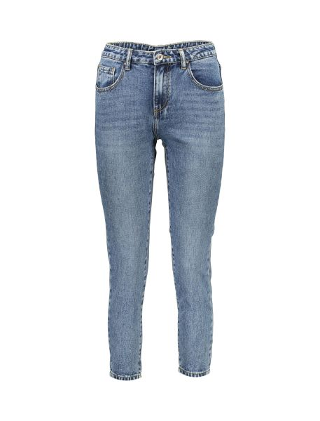 شلوار جین راسته زنانه - میس بن بن