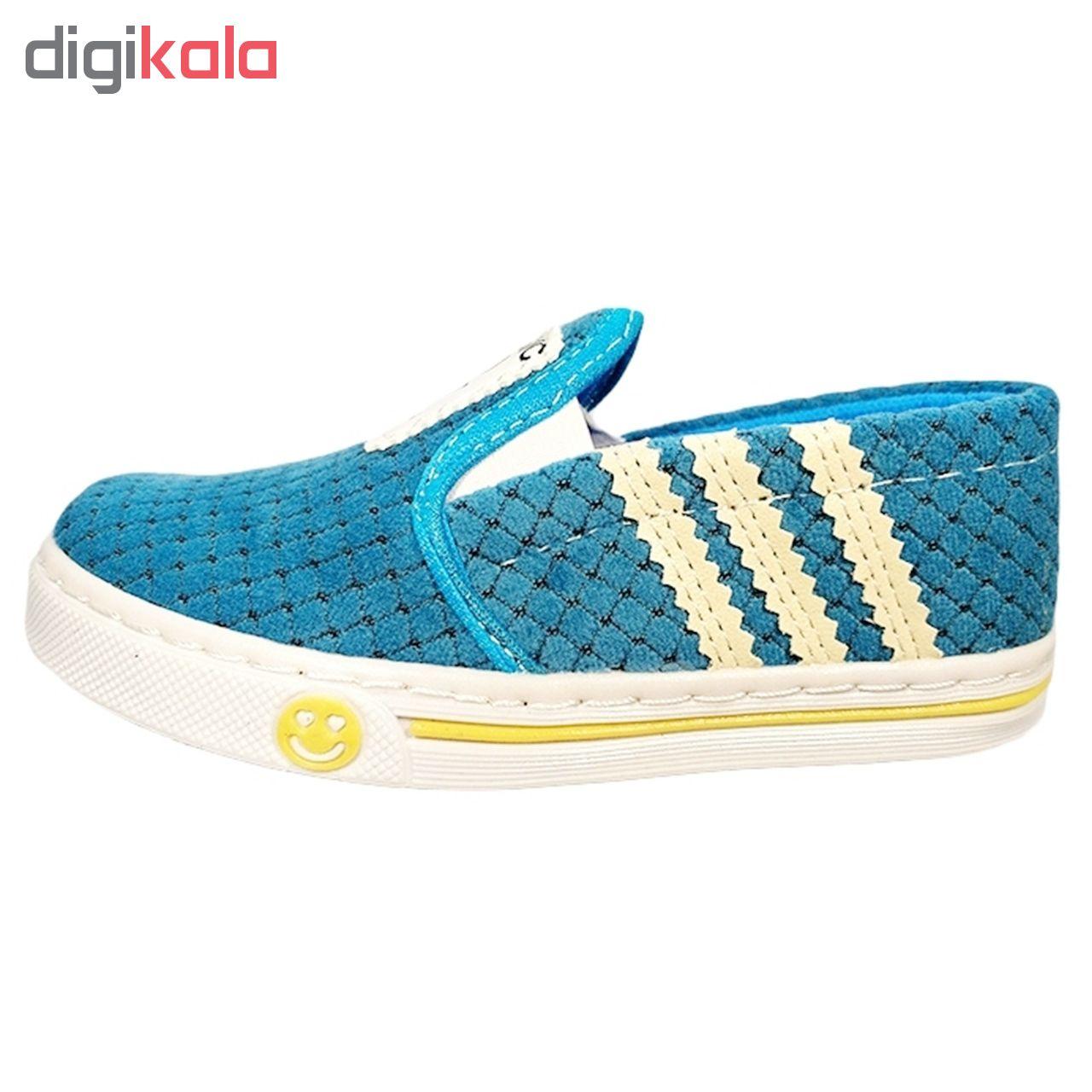 کفش راحتی دخترانه مدل CLASS_BDS02