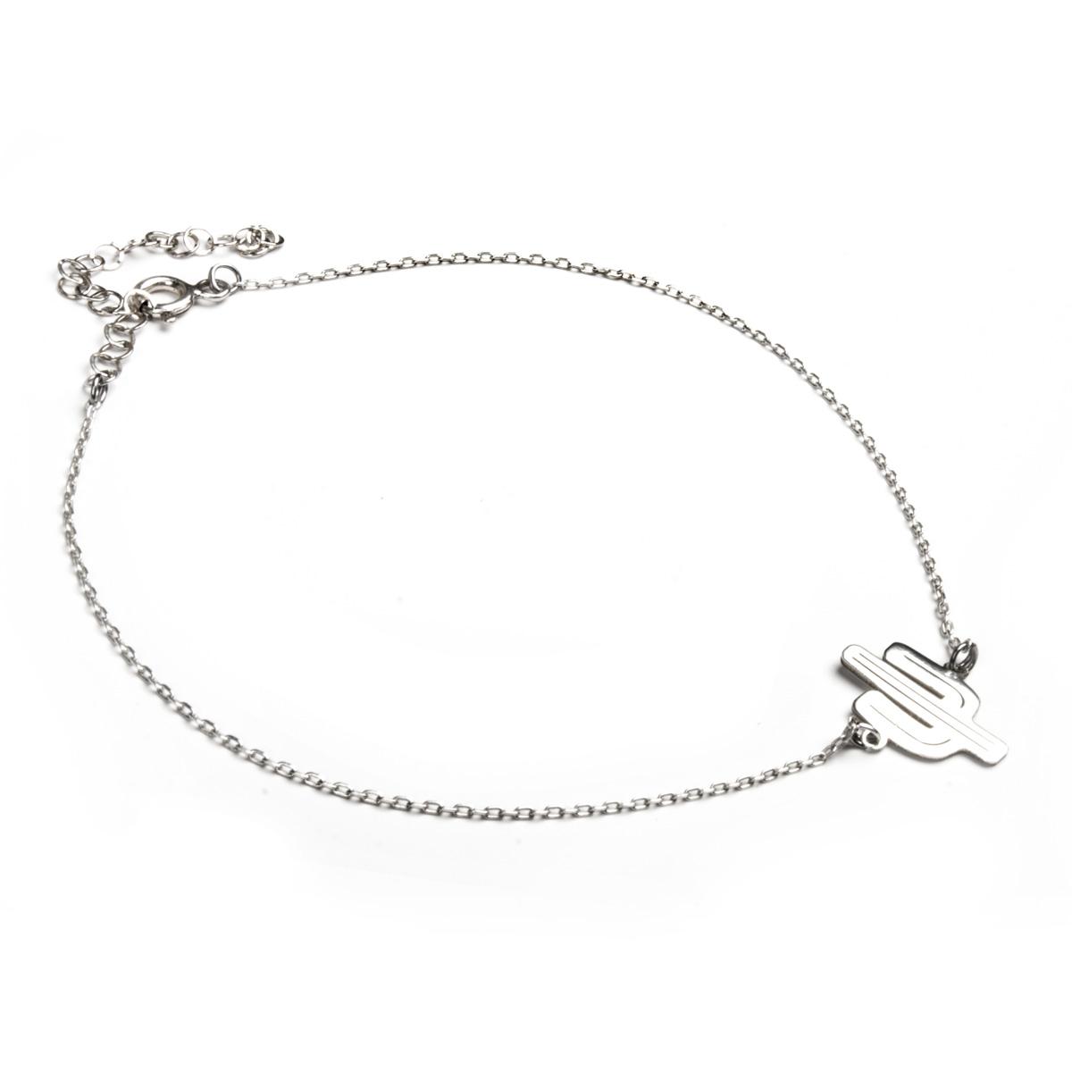 پابند نقره زنانه ریسه گالری مدل Ri3-H2034-Silver