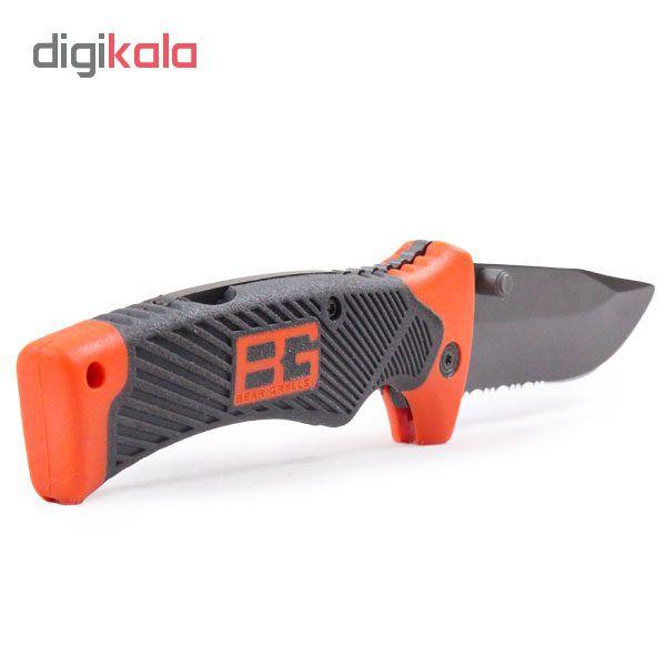 چاقو سفری مدل GB-114