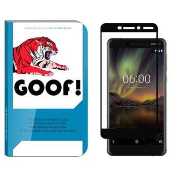 محافظ صفحه نمایش گوف مدل TI-001 مناسب برای گوشی موبایل نوکیا 6.1