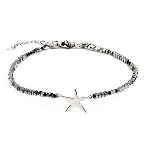 پابند نقره زنانه ریسه گالری مدل Ri3-H2021-Silver