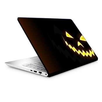 استیکر لپ تاپ طرح هالووین مدل  TIE025 مناسب برای لپ تاپ 15.6 اینچ