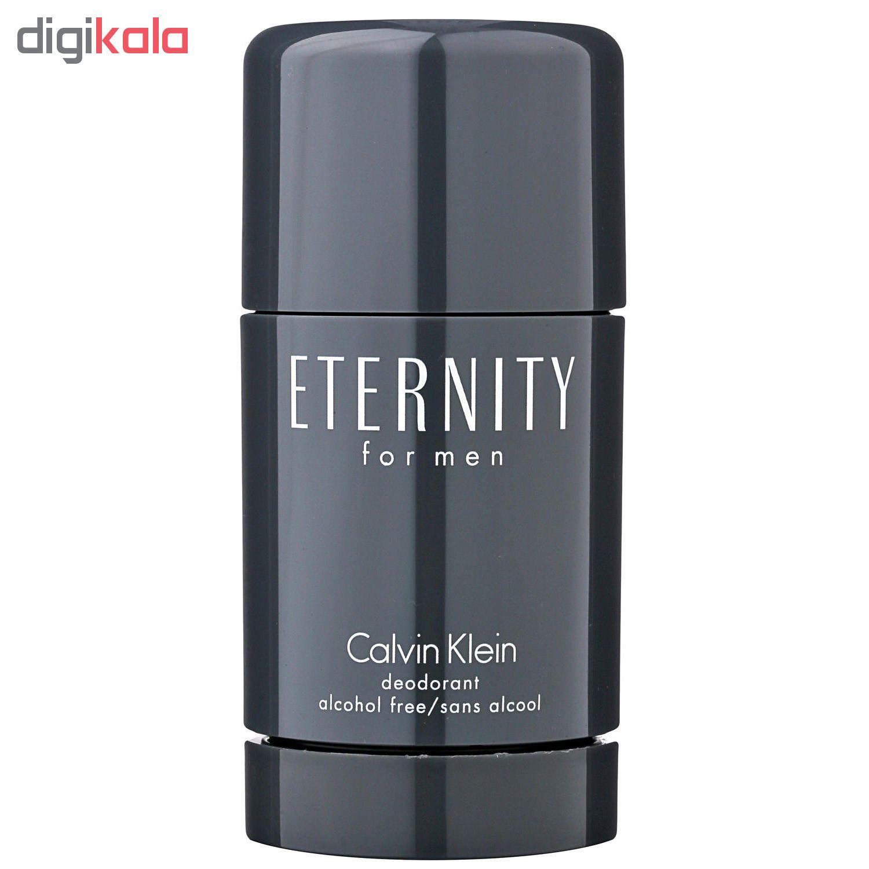 استیک ضد تعریق مردانه کلوین کلاین مدل Eternity حجم 75 میلی لیتر