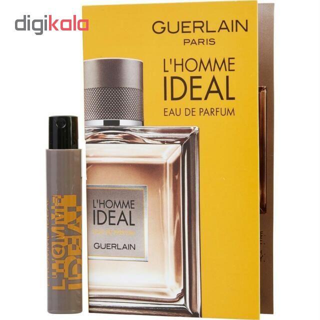 عطر جیبی مردانه گرلن مدل L'Homme Ideal Eau de Parfum حجم 0.7 میلی لیتر
