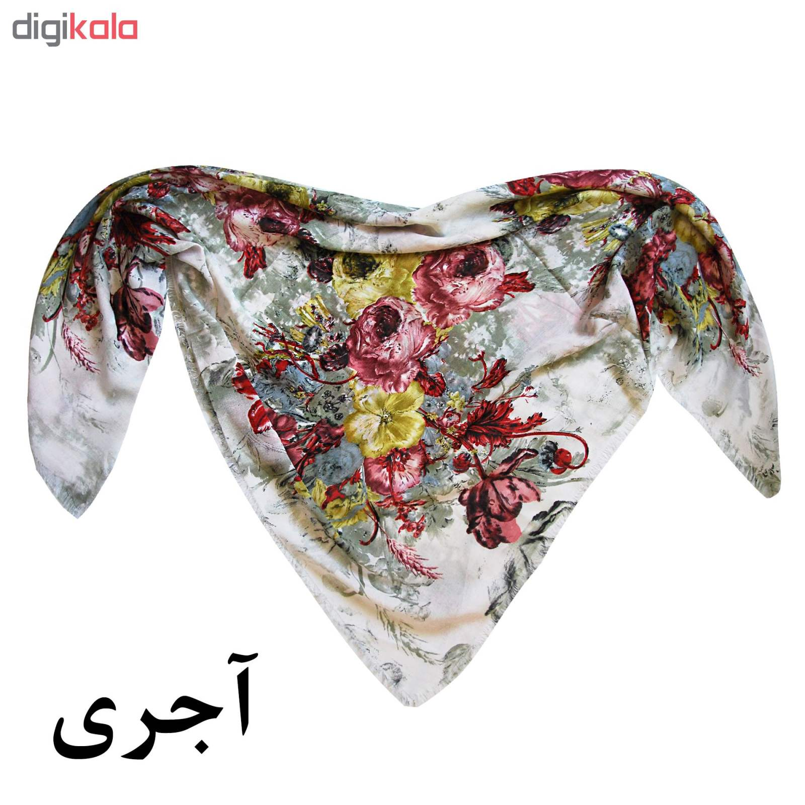 روسری زنانه مدل 3098 -  - 3