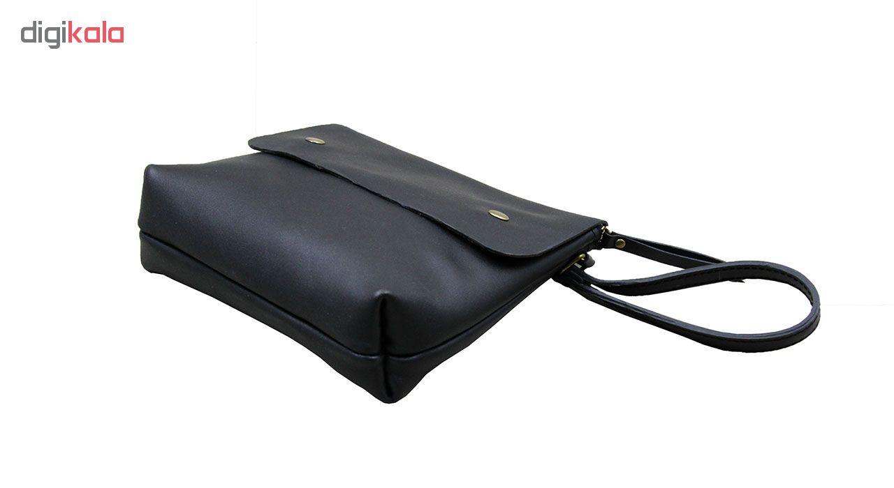 کیف چرم لانکا مدل NC-2