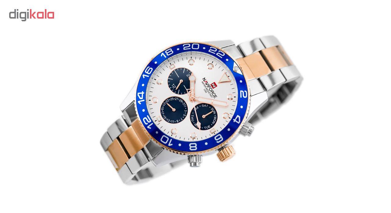 ساعت مردانه نیوی فورس مدل NF9147 / SRG