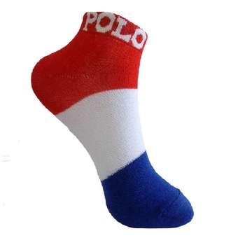 جوراب مردانه طرح پرچم فرانسه