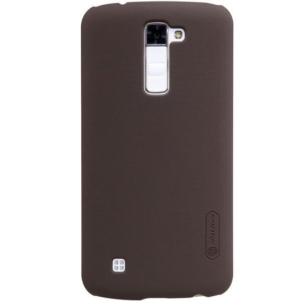 کاور نیلکین مدل Super Frosted Shield مناسب برای گوشی موبایل ال جی K10