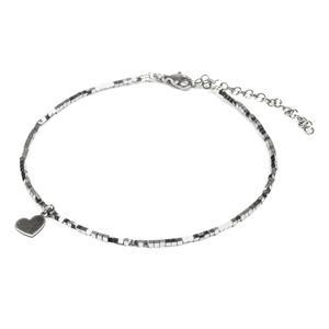 پابند نقره زنانه ریسه گالری مدل Ri3-H2022