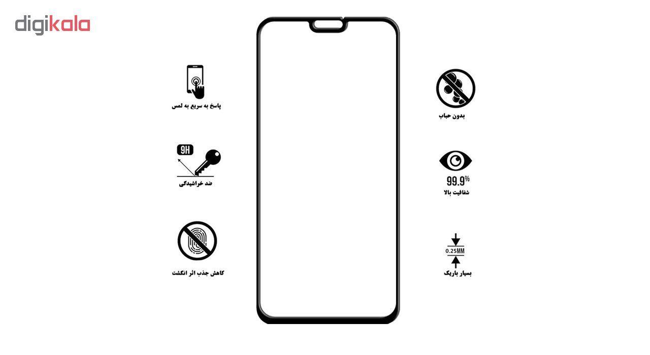 محافظ صفحه نمایش تراستکتور مدل GSS مناسب برای گوشی موبایل آنر 8X بسته 3 عددی main 1 6
