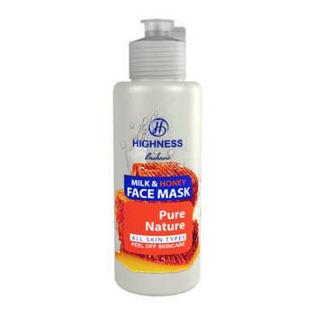 ماسک صورت انشور هاینس مدل Milk & Honey حجم 120 میلی لیتر