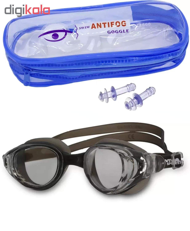 عینک شنا واتر ورد مدل DZ1600 main 1 7