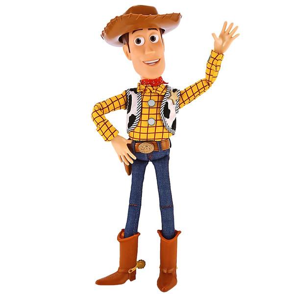 عروسک دیزنی مدل Talking Woody ارتفاع 42 سانتی متر
