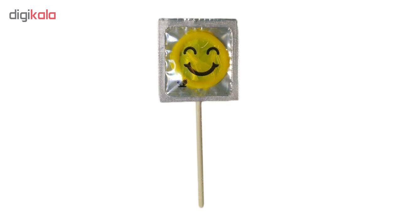 کاندوم گودلایف مدل Dotted بسته 12 عددی به همراه کاندوم طرح ایموجی main 1 2